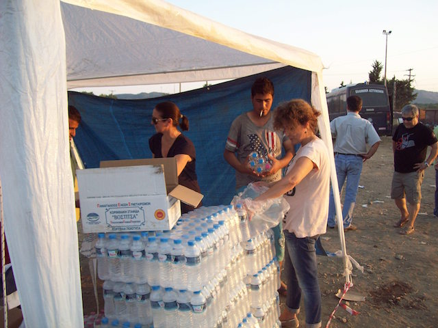 Relief for migrants reaching Europe - World Help