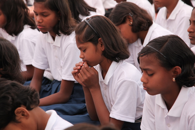 World Help's India Child Sponsorship Program