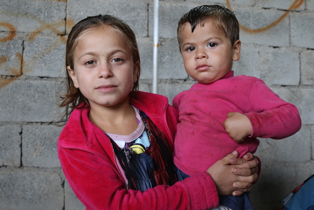 A New Hope for Traumatized Yazidis