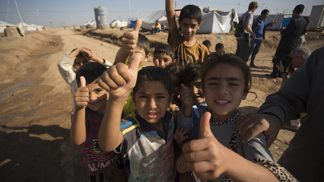 Children of Iraq - World Help