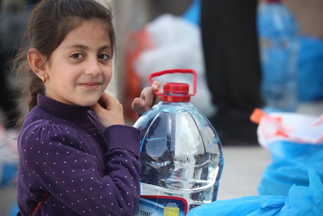 Refugee relief programs - World Help