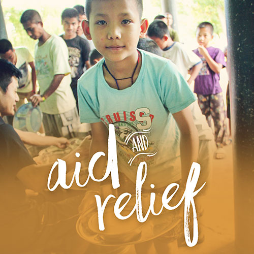 Aid and Relief World Help GIft Catalog