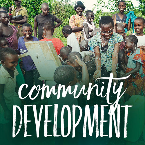Community Development World Help Gift Catalog
