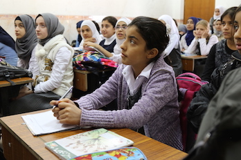 Forging the Future of Iraq in the Classroom