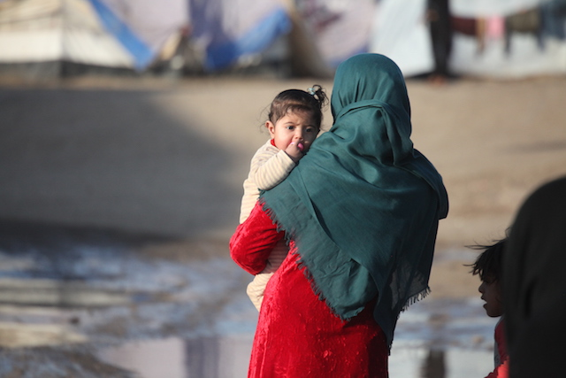 Middle East refugee relief - World Help