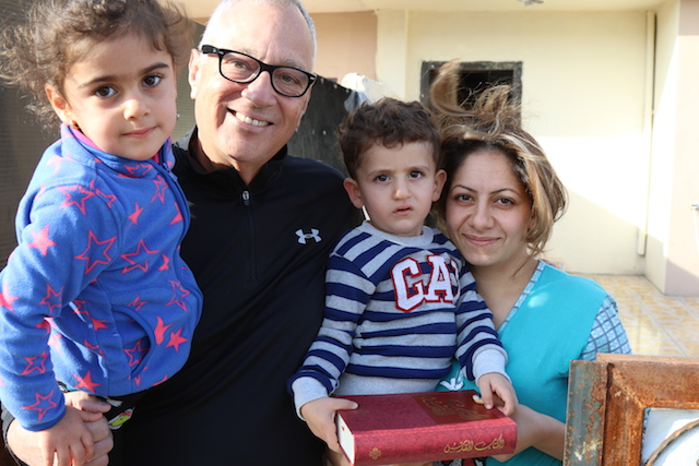 Middle Eastern Refugee Relief - World Help