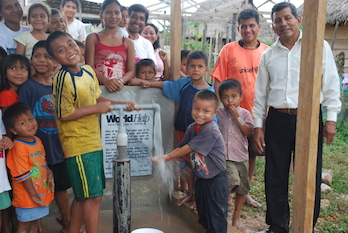 Provide Clean Water this Christmas