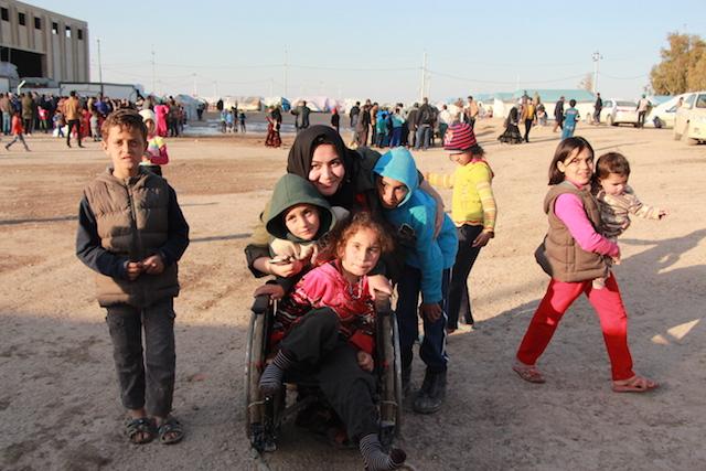 Refugee relief - World Help