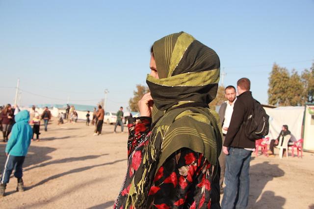World Help refugee relief programs