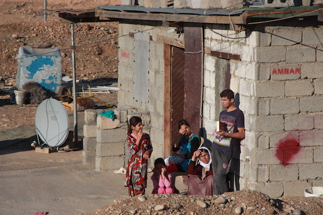 Displaced Iraqi Family - World Help