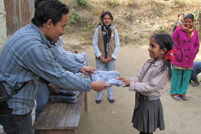 Humanitarian aid - World Help