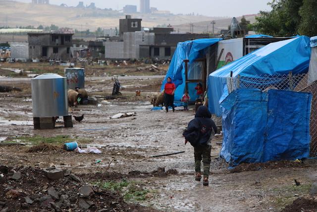 Iraqi Refugee Camp - World Help