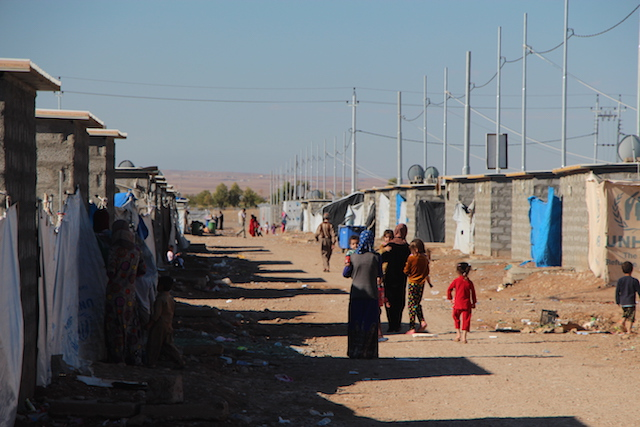 Refugee camp - World Help