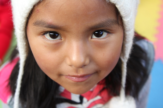Changing Lives in Peru - World Help