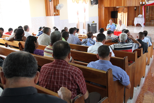 Cuba Church Planting