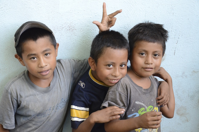 Guatemala child outreach - World Help