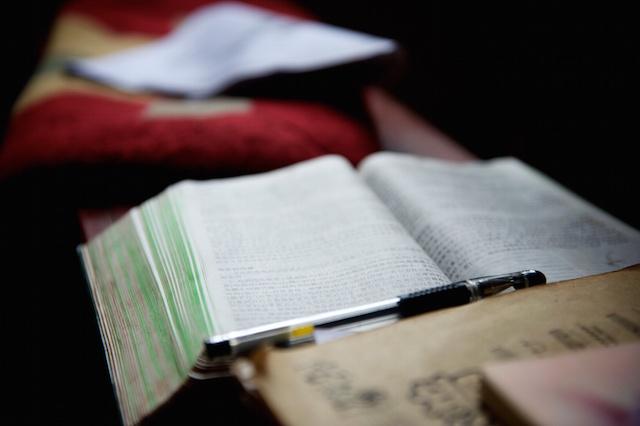 North Korea Bibles