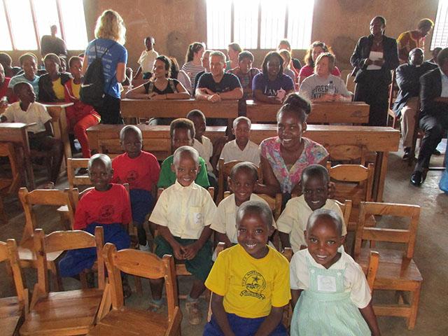 Star School in Rwanda