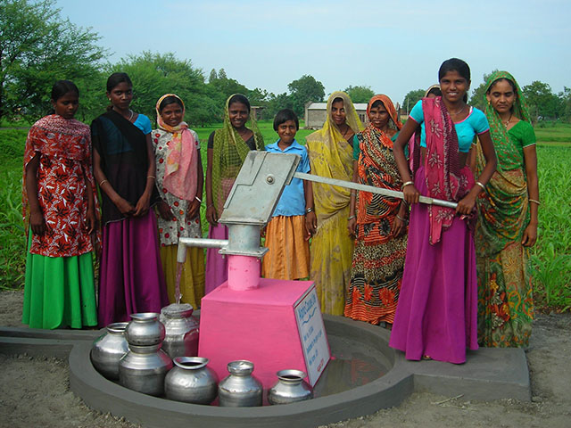 Clean Water Well India