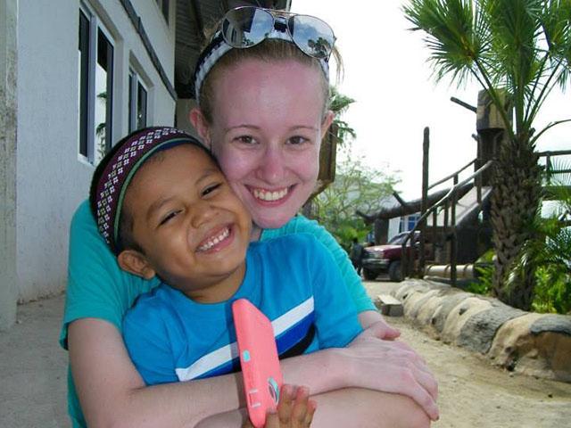 Hannah Vernon - Guatemala Missions Trip