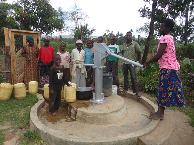 World Help - Africa Clean Water Well