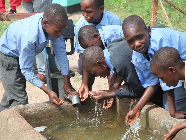World Help - Clean Water in Africa