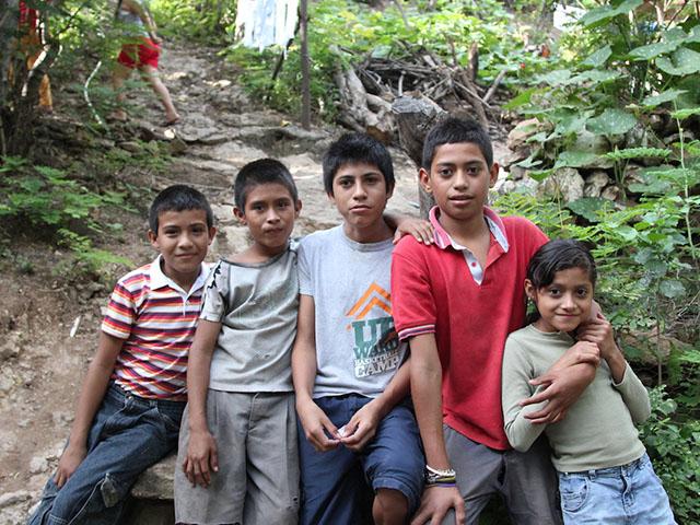 World Help Guatemalan Boys