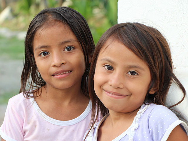 World Help Guatemalan Girls