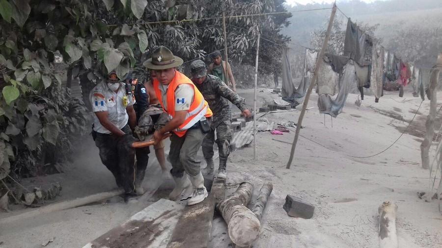 Guatemala Crisis