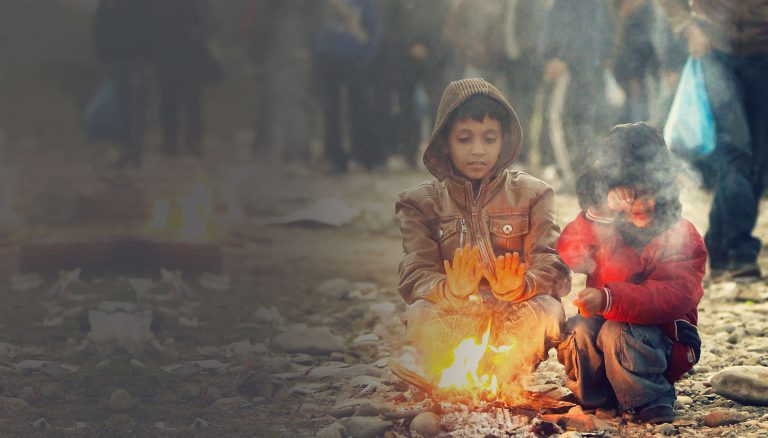 Preview thumbnail for the article: Watch: A Christmas message from the Syrian border