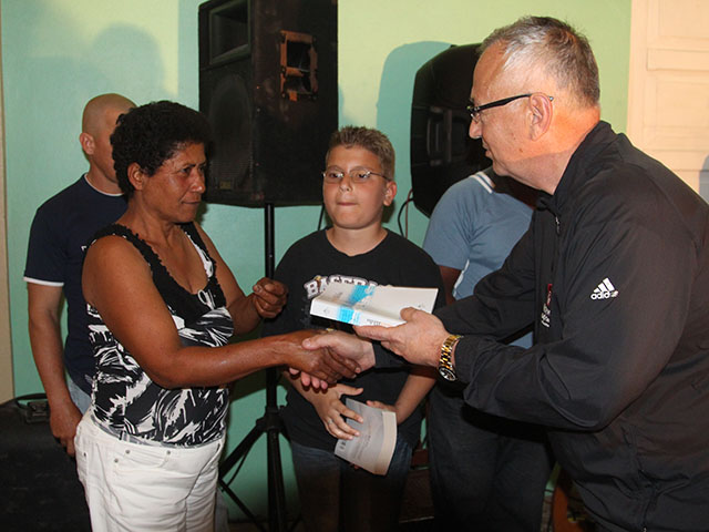 World Help Cuba Bible Distribution
