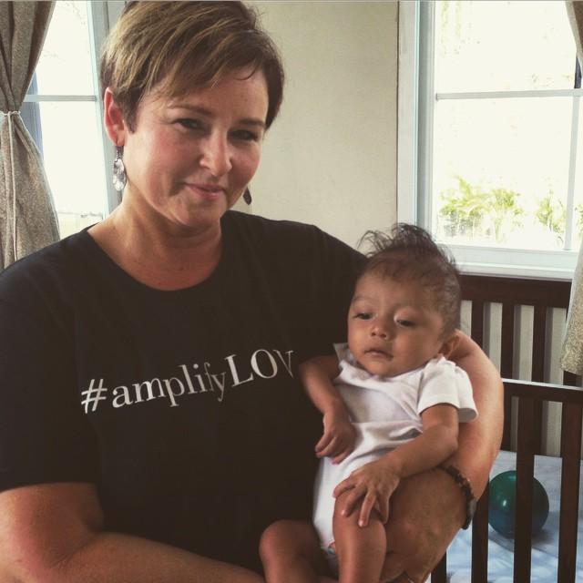 LALI Susan & Baby