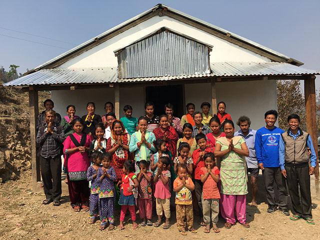World Help Nepal Church Building