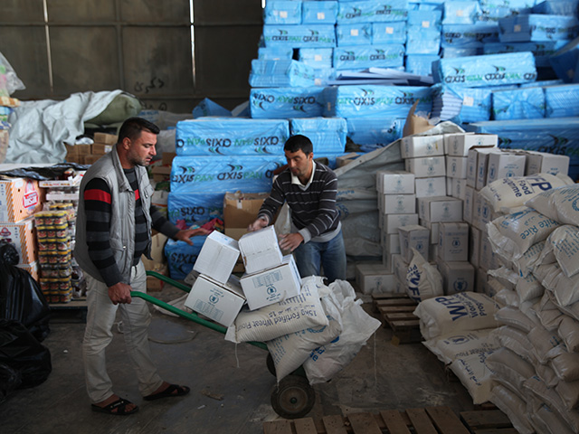 World Help Supplies for Refugees