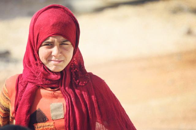 Aid Iraqi & Syrian Refugees