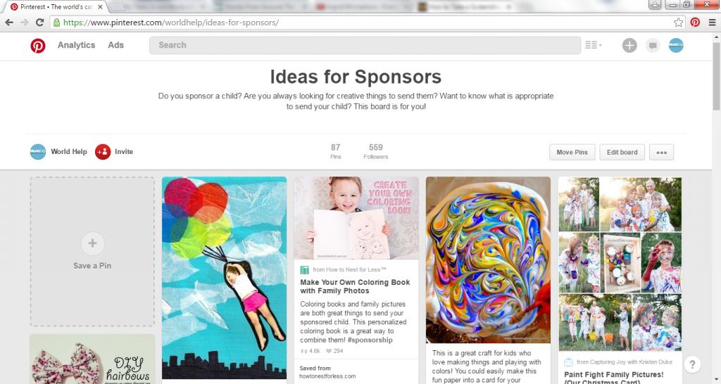 Earn Money With Pinterest