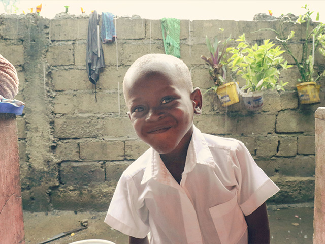 World Help Haiti Child Sponsorship
