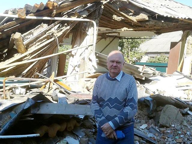 World Help Ukraine Destruction