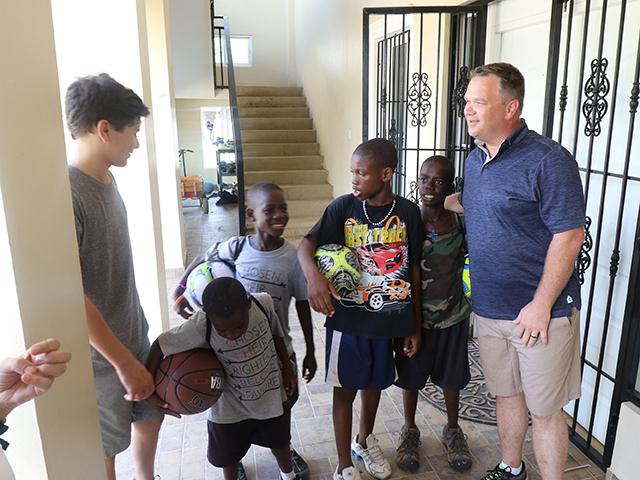 World Help_Meeting Sponsored Children 2