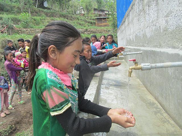 Clean Water in Nepal
