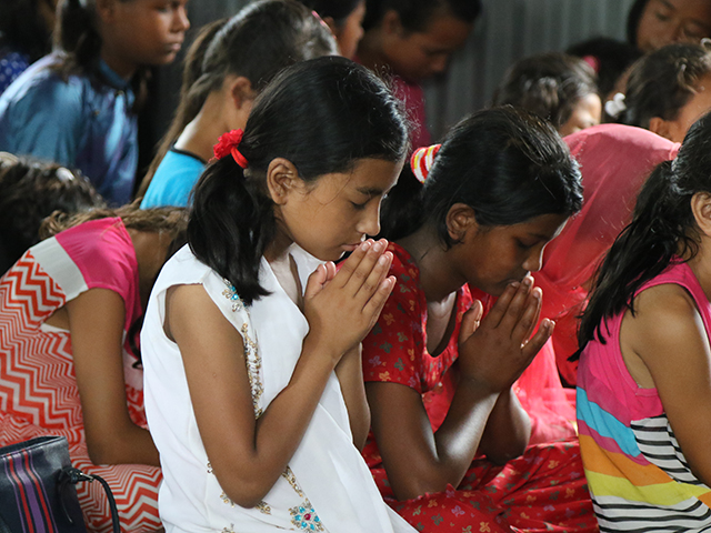 World Help Sponsorship Prayer