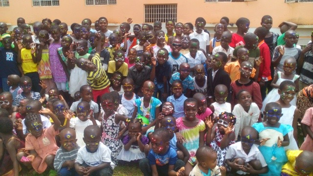 Sponsored Children in Uganda