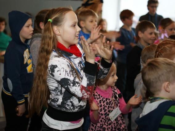 Sponsored Children in Lithuania