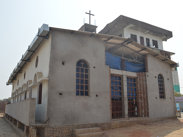 Paul's Church in India