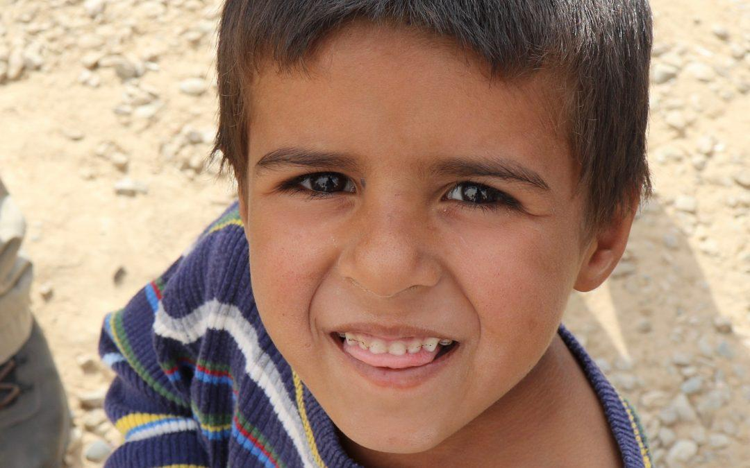 From the field | Mosul's children are suffering