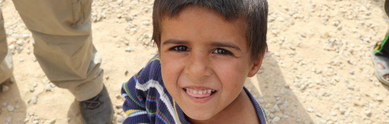Preview thumbnail for the article: From the field   Mosul's children are suffering