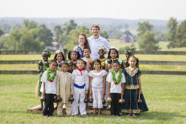 Children of the World: Rescue Album