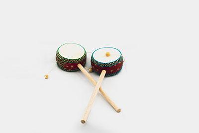 Peruvian Spin Drum