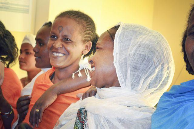 Provide Aid to Women in Ethiopia