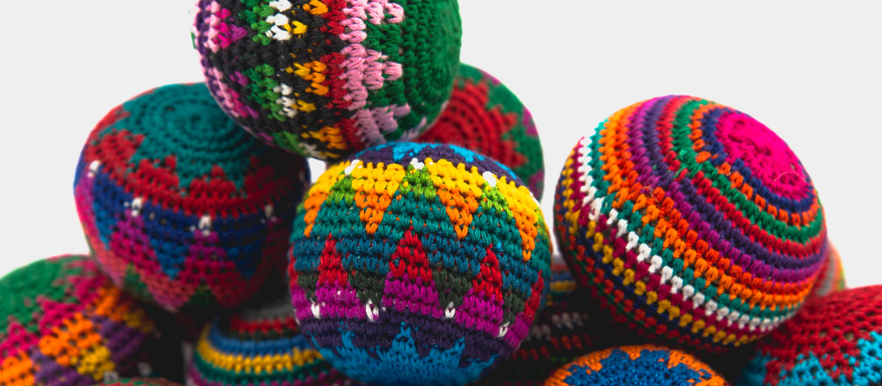 Another image about Hacky Sacks